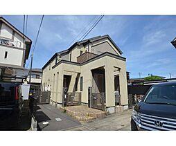 東京都小金井市前原町4丁目の賃貸アパートの外観