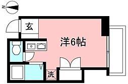 メゾン・ド・メイ[2階]の間取り