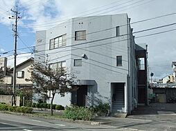 愛知県豊田市京町4丁目の賃貸マンションの外観