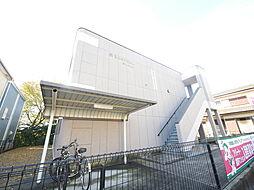 神奈川県厚木市下川入の賃貸マンションの外観