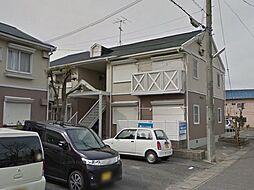 メゾンファミールA・B棟[1階]の外観