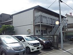 パナハイツ小菅[202号室]の外観