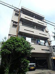 マスミマンション[4階]の外観
