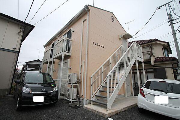 シャルムベル 1階の賃貸【東京都 / 昭島市】