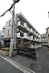 大阪府吹田市金田町の賃貸マンションの外観