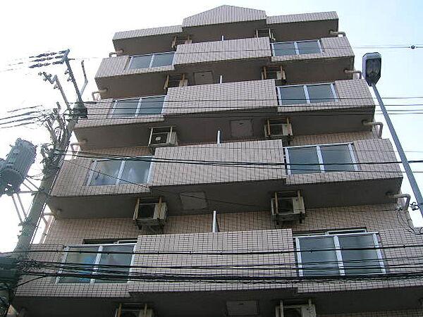 兵庫県伊丹市昆陽北1丁目の賃貸マンションの外観