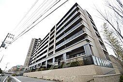 大阪府吹田市津雲台5丁目の賃貸マンションの外観