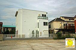 ミハス市川[205号室]の外観
