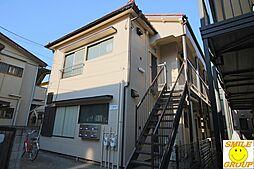 コーポ東大和田[201号室]の外観