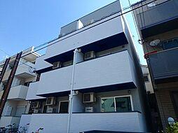 大阪府大阪市西淀川区千舟3丁目の賃貸アパートの外観
