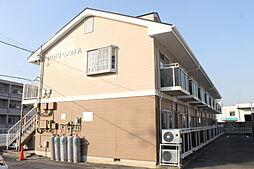 愛知県岡崎市土井町字荒井乙の賃貸アパートの外観