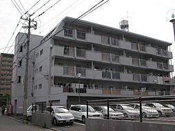 秋山ビル[301号室]の外観