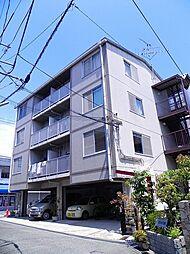 大阪府豊中市夕日丘2丁目の賃貸マンションの外観