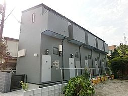 千葉県千葉市中央区蘇我1丁目の賃貸アパートの外観