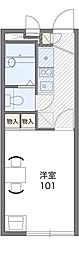 下川井[2階]の間取り
