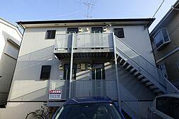 神奈川県横浜市緑区長津田みなみ台7丁目の賃貸アパートの外観