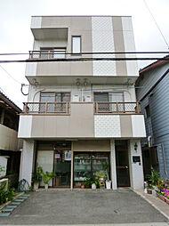 旭ハイツ[1階]の外観