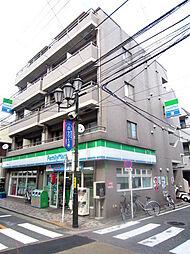 東京都品川区西大井4丁目の賃貸マンションの外観