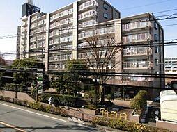 東急ドエル梶ヶ谷プラザビル[6階]の外観