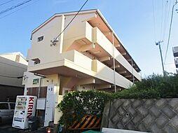 神奈川県厚木市戸室5丁目の賃貸マンションの外観