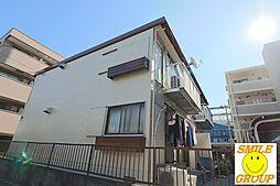 ジュネス富浜[2階]の外観