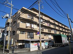 大阪府豊中市南桜塚4丁目の賃貸マンションの外観