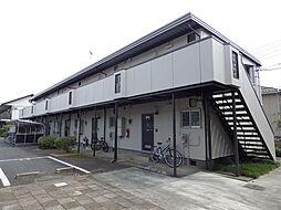 埼玉県川越市新宿町4丁目の賃貸アパートの外観