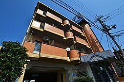 大阪府松原市河合1丁目の賃貸マンションの外観