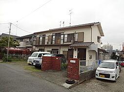 東京都八王子市散田町1の賃貸アパートの外観