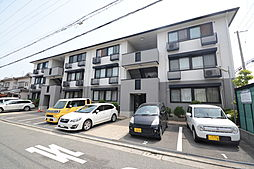 大阪府堺市堺区出島町5丁の賃貸アパートの外観