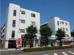 神奈川県横浜市泉区緑園7丁目の賃貸マンションの外観