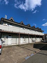 埼玉県さいたま市岩槻区上野1丁目の賃貸アパートの外観