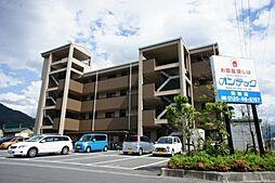 長野県諏訪市沖田町2丁目の賃貸マンションの外観