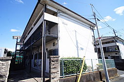 第二ライフコーポ[1階]の外観