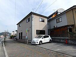 福岡県大野城市山田2の賃貸アパートの外観