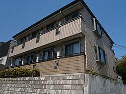 神奈川県横浜市保土ケ谷区岩崎町の賃貸マンションの外観
