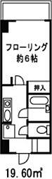 RUSCELLO戸田公園[2階]の間取り