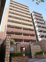 プレジオ中津[4階]の外観