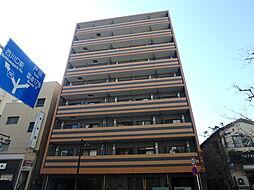埼玉県蕨市中央3の賃貸マンションの外観
