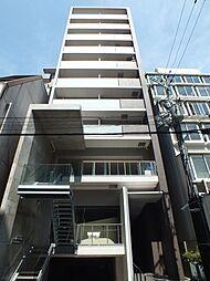 エス・キュート西天満[2階]の外観
