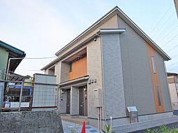 JR御殿場線 御殿場駅 バス16分 北郷支所下車 徒歩2分の賃貸アパート