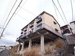 カーサ鈴蘭台II[2階]の外観