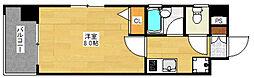 ピュアドームアプロード平尾[5階]の間取り