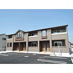 JR中央線 八王子駅 バス31分 松枝住宅下車 徒歩9分の賃貸アパート
