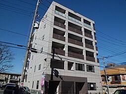 埼玉県川口市東川口3丁目の賃貸マンションの外観