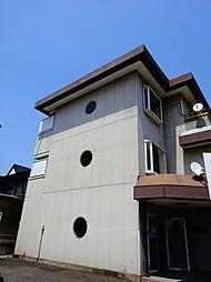 栃木県小山市駅東通り3丁目の賃貸マンションの外観