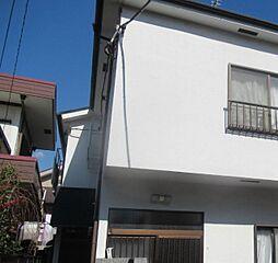 東京都品川区大井6丁目の賃貸アパートの外観