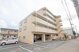 東京都武蔵村山市榎2丁目の賃貸マンションの外観