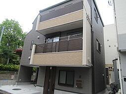 [一戸建] 東京都中野区中野1丁目 の賃貸【/】の外観