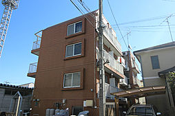 神奈川県川崎市多摩区菅馬場1丁目の賃貸マンションの外観